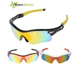 Fahrrad-Gläser Mit Wechselbaren Gläsern Und Mehr