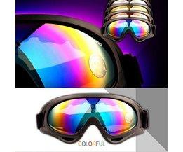 Schutzbrillen Mit Multi-Colored Glasses