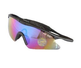 Outdoor-Sonnenbrille Mit Colored Glasses