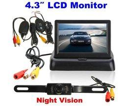 Auto-Video-LCD-Monitor