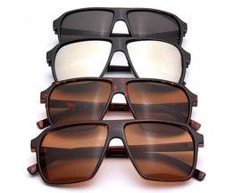 Sportlich Unisex Sonnenbrille