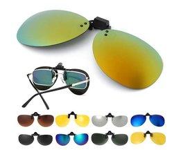 Clip-On Sonnenbrillen
