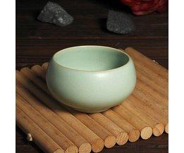 Chinesisches Porzellan-Teeschale