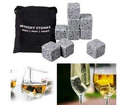 Granitwürfel Für Getränke 9 Stück