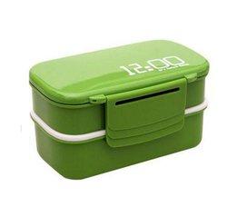 Lunchbox Mit Kästen