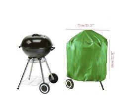Decken Sie Barbecue-Runde Wasserdicht