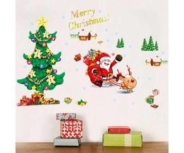 Wandsticker Weihnachten