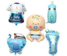 Geburt Ballon-Junge