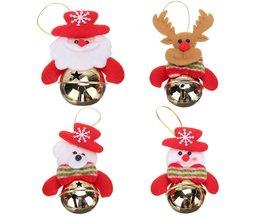 Weihnachtsbaum-Dekoration Puppen