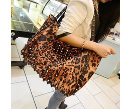 Leopard-Druck-Tasche Für Frauen