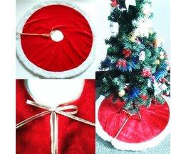 Plüsch-Rock Für Weihnachtsbaum
