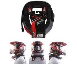 Nackenschutz Für Motorradfahrer
