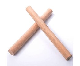 Holz Teigrollen