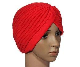 Turban Hat Elastic