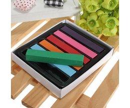 Ihre Kreide In Verschiedenen Farben 6 Stück