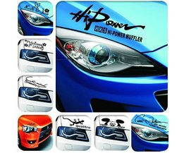 Scheinwerfer-Aufkleber Für Ihr Auto