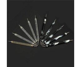Punktierung Pen (5 Stück)
