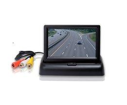 Monitor-LCD-Bildschirm Für Ihr Auto