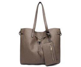 Handtasche Mit Schultertasche