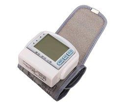 Blutdruck-Monitor-Uhr-Monitor