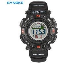 Sport-Uhr-Lauf