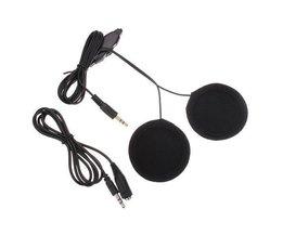 Sturzhelm-Kopfhörer Mit Stereo-Lautsprecher