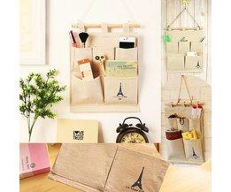 Wand-Organizer Eiffelturm
