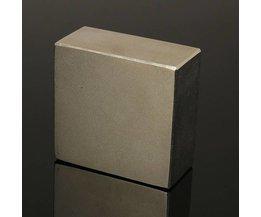 Starke Neodym-Magnet N50 50X50X25Mm