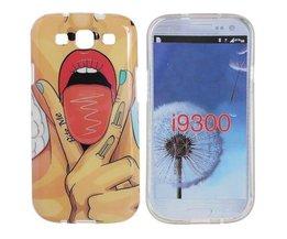Kästen Für Samsung Galaxy S3 I9300 Mit Reizvoller Entwurf