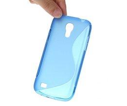 S-Line Silikonhülle Für Samsung Galaxy S4 Mini