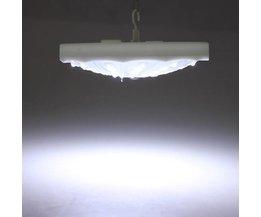 LED-Lampen-Zelt
