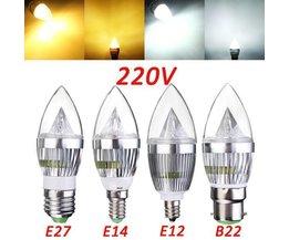 LED-Lampe Für Kronleuchter Mit Warmem Oder Kaltem White Light