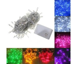 Seil-Licht LED Weihnachtsbeleuchtung
