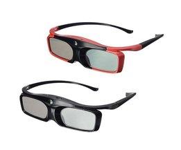 Aktive 3D-Brille Geeignet Für Mehrere DLP-Projektoren