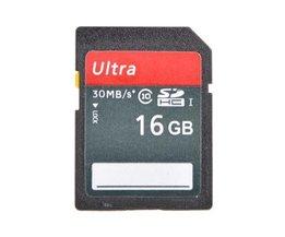 SD 16GB Class 10 SD-Karte