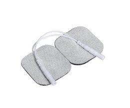 Ein Paar Adhesive Elektrodenpads