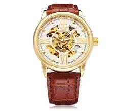 Sewor Klassische Uhr Mit Römischen Ziffern