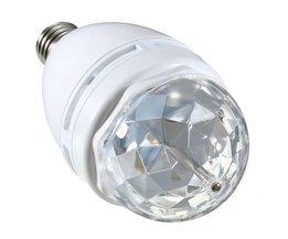 Rotierende Disco-Licht-LED