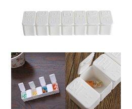 Pillbox Für Die Ganze Woche