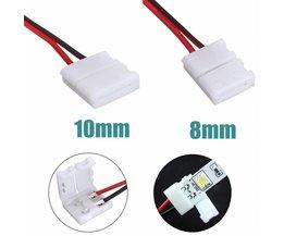 Power-Stecker-Adapter Für LED-Streifen 3528/5050