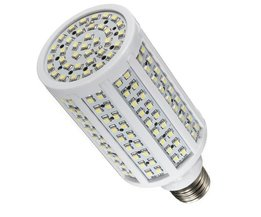 E27 17W LED-Lampe In Warm White & White