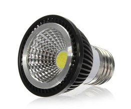 E27 COB-LED-Spot-Licht