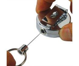 Schlüsselanhänger Mit Zugschnur