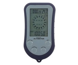 Altimeter Messer Kompass Winkelmess 8 In 1 Digital-LCD