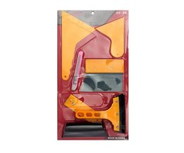 Fensteraufkleber-Tools-Paket