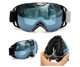 Nebelbrille Für Motorradfahren Und Snowboarden