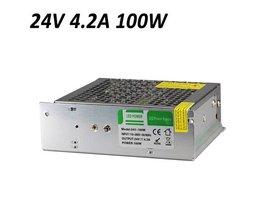 LED-Streifen-Transformator 110-260V Auf 24V 4A