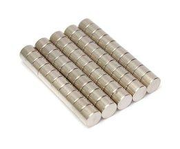 Scheibenmagnete 50 Stück