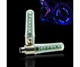 Ventil LED-Beleuchtung Letters