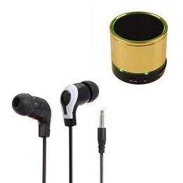Earphones & Speakers